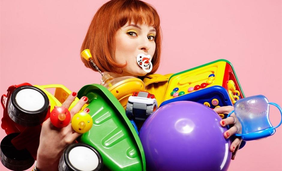 В Москве детские игрушки можно брать на прокат через Интернет