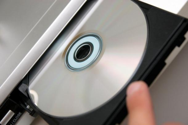 Как записать загруженный фильм на DVD