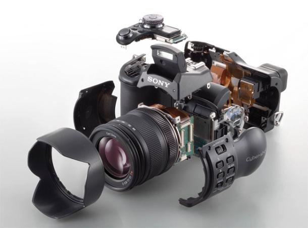 Преимущества цифровой фотокамеры